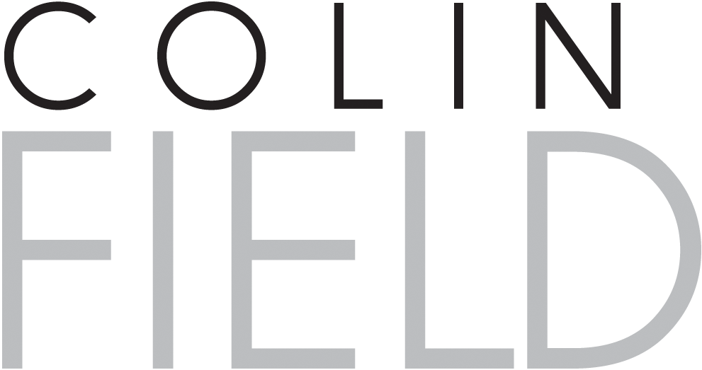 Colin Field-Photographer, Journalist, Editor logo
